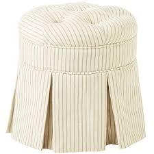 elena vanity stool furniture skirted vanity stool 15 elena chair skirted vanity stool