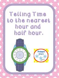 time o u0027clock and half past by aliciac86 teaching resources tes