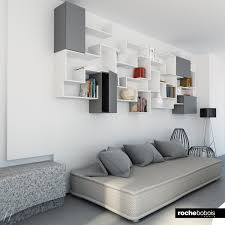 Tete De Lit Roche Bobois by Living Room In Toni Neutri Canape Sofa Roche Bobois