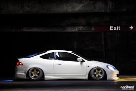 slammed cars wallpaper custom white acura rsx type s car hd wallpaper 16 download page