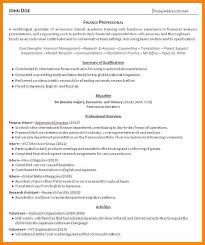 Recent College Graduate Resume Template Completed Resume Examples Resume Example And Free Resume Maker