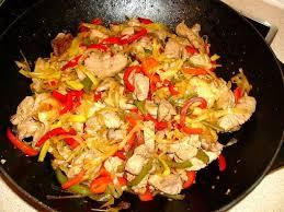 recette de cuisine au wok recette de filet mignon à la sichuanaise la recette facile