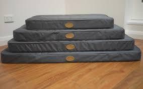 Foam Dog Bed Memory Foam Orthopedic Extra Large Dog Bed Heavy Duty Kennel Mat