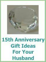 15th anniversary gift ideas for him 45 best 15th anniversary gift ideas images on