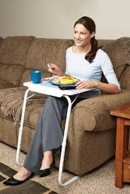 lap tables for eating table mate ii folding table great for home or travel lap table com