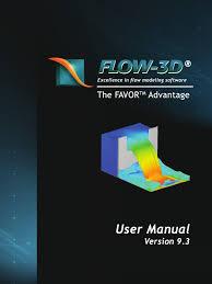 flow 3d user manual v9 3 heat transfer viscosity