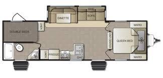 Breeze House Floor Plan Desert Coach Rv