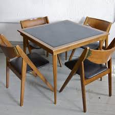 Folding Wood Card Table Marvelous Folding Card Table And Chairs Big Lots
