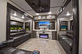 hampton extended stay travel trailer at crossroads rv