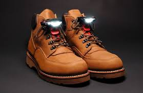 night runner shoe lights work boot safety lights ideal for nightwork avoid trip fall