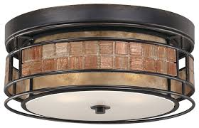 copper flush mount light urban ambiance luxury art deco copper flush mount ceiling light