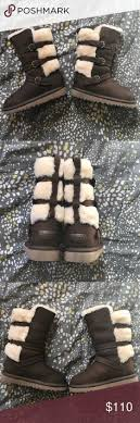 womens ugg maddi boots ugg boots in chestnut ugg boots and fur