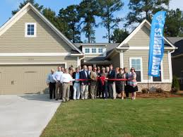 New Home Builders Atlanta Ga Fortress Builders Grand Opening At Victoria Crossing In Kennesaw