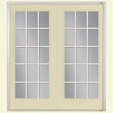 beige patio doors exterior doors the home depot
