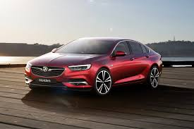 opel commodore v8 next commodore breaks cover supercars