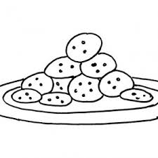 minnie mouse baking cookies coloring pages place color