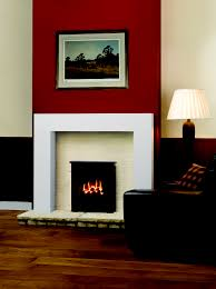 yeoman dartmouth inset lpg gas stove balanced flue flat top with
