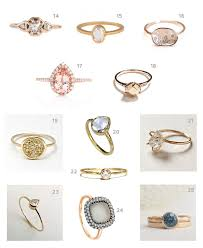 different engagement rings 25 unique engagement rings green wedding shoes weddings
