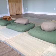 meditation cushions and benches carolina morning designs