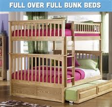 buy kids bunk beds twin over twin twin over full and more