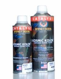 of kolor ku150 exempt catalyst