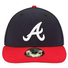 Infant Atlanta Braves Clothes New Era Mlb 59fifty Low Profile Authentic Cap Men U0027s