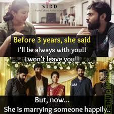 New Love Memes - love love failure quotes with tamil movie images gethu cinema