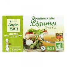 cuisine sans sel bouillon cube legumes sans sel sans gluten