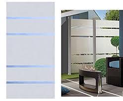 balkon sichtschutz aus glas de sichtschutz glas element alpha 180x90cm satiniert mit
