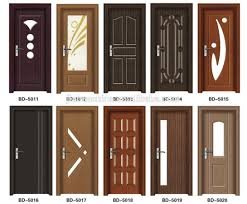 Single Door Design by Teak Wood Front Single Door Designs Rift Decorators