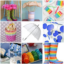 bunco themes april showers april showers bunco ideas