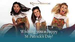 riverdance celebrates st patrick u0027s day youtube