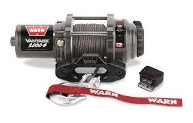 amazon com warn 89021 vantage 2000 s winch 2000 lb capacity