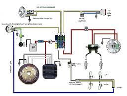 chopper wiring diagram simplified motorcycle and kwikpik me