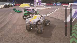 monster truck racing uk monster jam crush it ps4 amazon co uk pc u0026 video games
