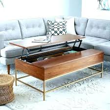 living room table with storage center table with storage coffee table storage bench storage center