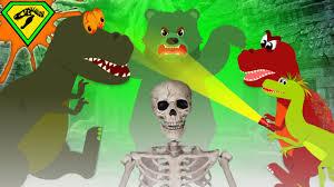 dinosaur cartoon for children halloween cartoons for kids