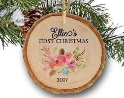 baby ornaments etsy
