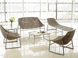 contemporary design outdoor dining table set well suited ideas