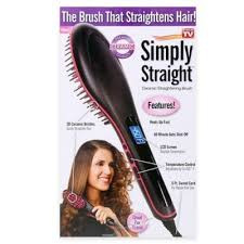 Bed Bath And Beyond Chico Ca Simply Straight Ceramic Straightening Brush Bed Bath U0026 Beyond