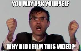 How To Meme A Video - talking heads memes imgflip