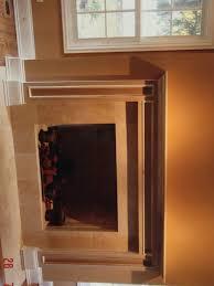 fireplace mantel u2013 genoa custom carpentry