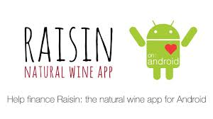 wine for android help finance raisin the wine app for android