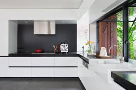 modern kitchens melbourne a beautiful melbourne house that connects with its exteriors
