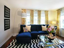 navy blue and yellow living room ideas 20 charming blue and yellow