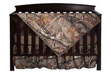 Camo Crib Bedding For Boys Realtree Crib Ebay
