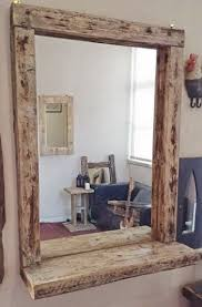 Full Length Mirror In Bedroom The 25 Best Wood Mirror Ideas On Pinterest Mirrors Reclaimed