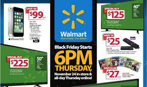 black friday snow blower walmart black friday deals 2016 full ad scan leaked blackfriday