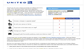 united baggage policy united baggage policy new united airlines basic economy tickets