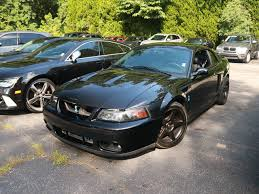 2003 Black Mustang 2003 Ford Mustang Svt Cobra For Sale 166 Used Cars From 9 600